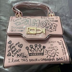 Dolce and gababna purse